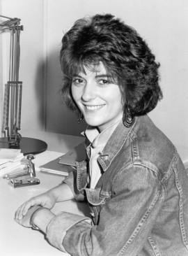 Mª Luisa Loredo Fernández. Estudiante. Curso 1987-88, 1987