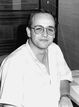 Juan Carlos Rodríguez Pérez. Estudiante. Curso 1987-88, 1987
