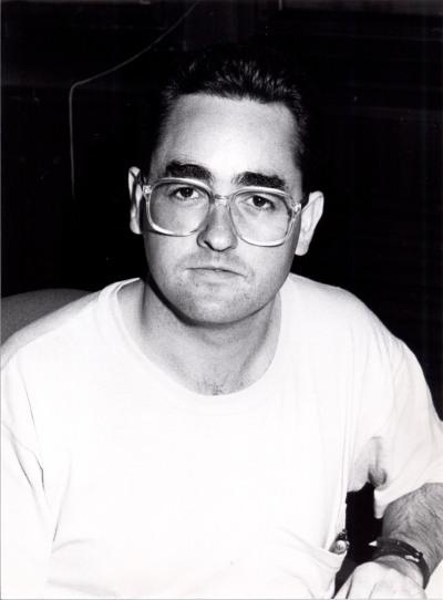 Josu Mezo Aranzibia. Estudiante. Curso 1988-89
