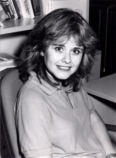 Celia Valiente. Estudiante. Curso 1988-89