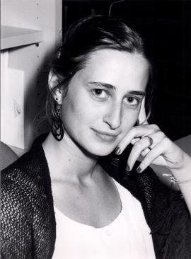 Helena Varela. Estudiante. Curso 1988-89, 1988