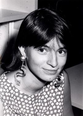 Teresa Albero Suárez. Estudiante. Curso 1988-89, 1988
