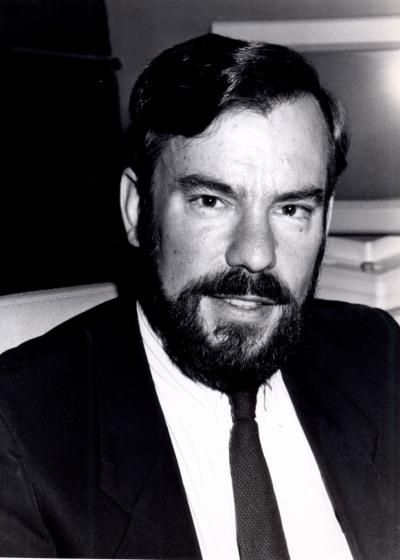 Peter A. Hall. Profesor de curso. Curso 1988-89