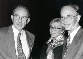 José Luis Yuste Grijalba, Ives Rouault y Georges Rouault. Exposición Georges Rouault, 1995