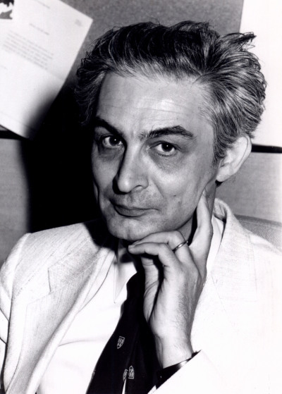 Patrice Higonnet. Profesor de curso. Curso 1988-89