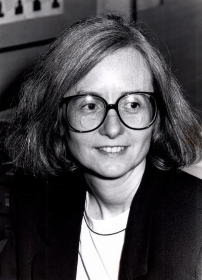 Martha Peach. Directora de la Biblioteca 1988-2008
