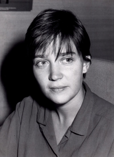 Ellen Immergut. Profesora. Curso 1989-90