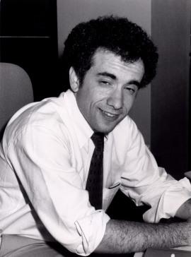 Robert Fishman.Profesor. Curso 1989-90, 1989