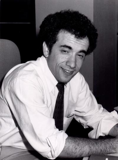 Robert Fishman.Profesor. Curso 1989-90