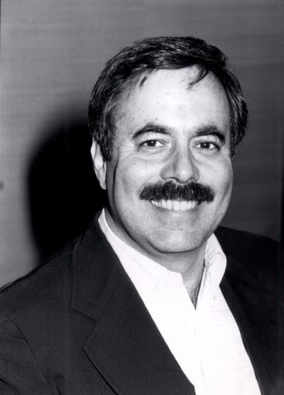 Peter Gourevitch. Profesor de curso. Curso 1989-90