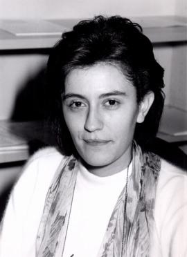 Begoña Abad Miguelez. Estudiante. Curso 1990-91, 1990