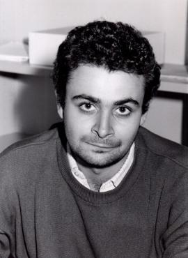 Ignacio Sánchez-Cuenca. Estudiante. Curso 1990-91, 1990
