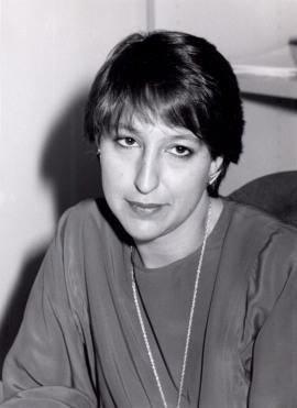 Eva Velasco Moreno. Estudiante. Curso 1990-91, 1990