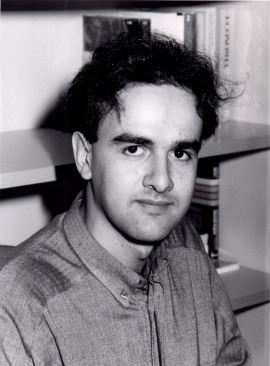 Luis Ortiz Gervasi. Estudiante. Curso 1990-91, 1990