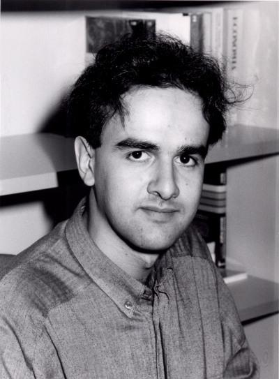 Luis Ortiz Gervasi. Estudiante. Curso 1990-91