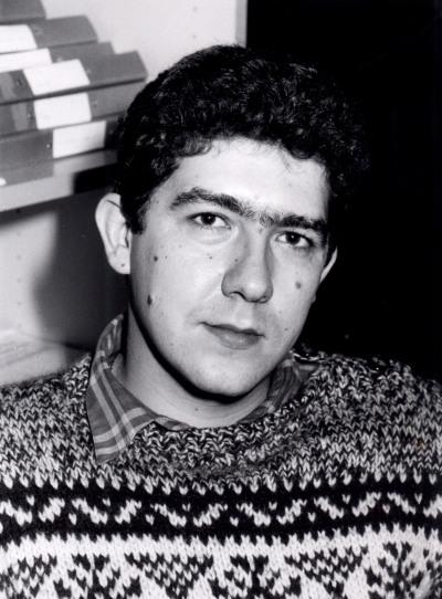 Salvador Segui Cosme. Estudiante. Curso 1990-91