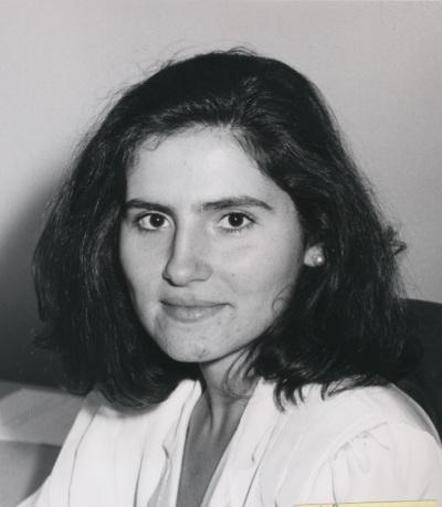 María Dolores Rego Blanco. Estudiante. Curso 1990-91