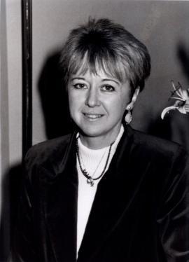 Gillian Trotter. Profesora. Curso 1990-91, 1990