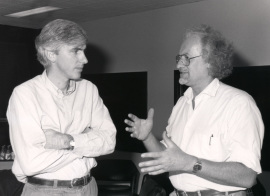 Tim J. Richmond y Albrecht E. Sippel. Workshop Chromatin structure and gene expresion., 1990