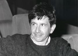 José Delgado García. Curso Neurophysiology of vision, 1991