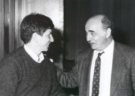 José Delgado García y Alberto J. Aguayo. Curso Neurophysiology of vision, 1991