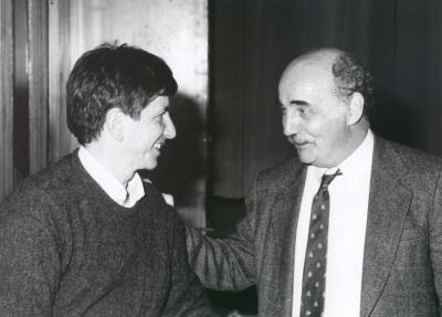 José Delgado García y Alberto J. Aguayo. Curso Neurophysiology of vision