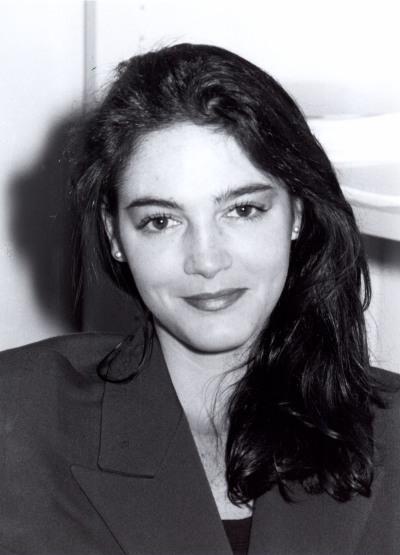 Elena Mª García-Guereta. Estudiante. Curso 1991-92