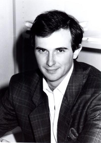 Carlos Eduardo Riaño Rufilanchas. Estudiante. Curso 1991-92
