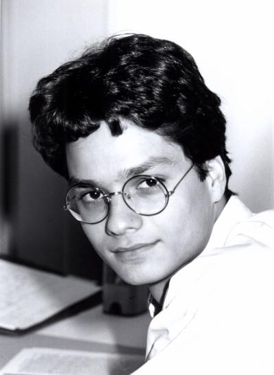 José Ignacio Torreblanca Paya. Estudiante. Curso 1991-92