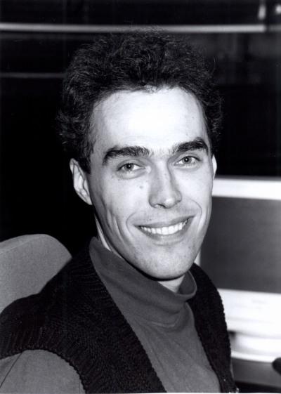 Akos Rona-Tas. Estudiante. Curso 1991-92