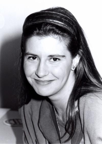Susana Sanz Caballero. Estudiante. Curso 1991-92