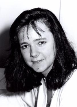 Belén Barreiro Pérez-Pardo. Estudiante. Curso 1991-92, 1991