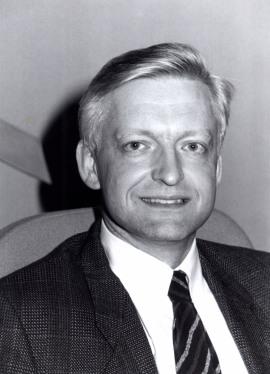 Miles Kahler. Profesor de curso. Curso 1991-92, 1991