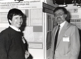 José Delgado García y R. Baker. Workshop Neural Control of Novement in Vertebrates, 1991