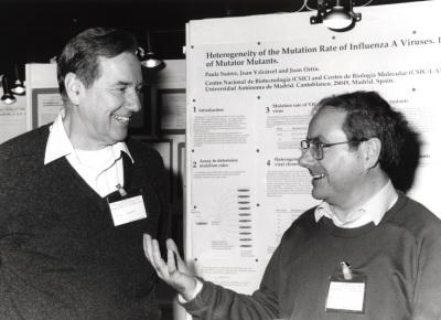 R.E. Shope y D. McGeoch. Workshop Evolucion de virus, sus huéspedes y sus vetores