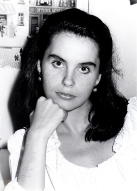 Sonia Alonso. Estudiante. Curso 1992-93, 1992