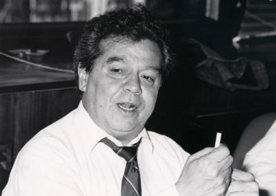 Porfirio Muñoz Ledo. Profesor de seminario. Curso 1991-92