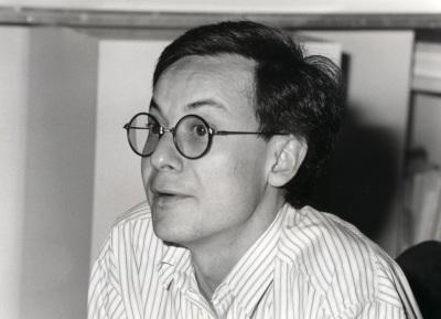 Modesto Escobar. Profesor de seminario. Curso 1991-92