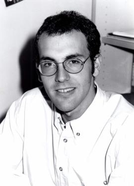 Gabriel Saro. Estudiante. Curso 1992-93, 1992