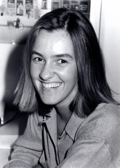 María Asensio Menchero. Estudiante. Curso 1992-93