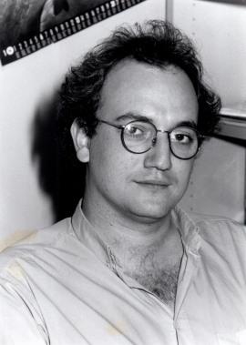 Alberto Penadés de la Cruz. Estudiante. Curso 1992-93, 1992