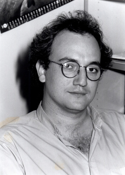 Alberto Penadés de la Cruz. Estudiante. Curso 1992-93