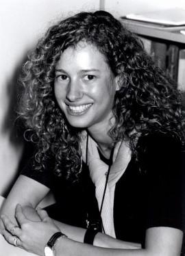 Marta Delgado. Estudiante. Curso 1992-93, 1992