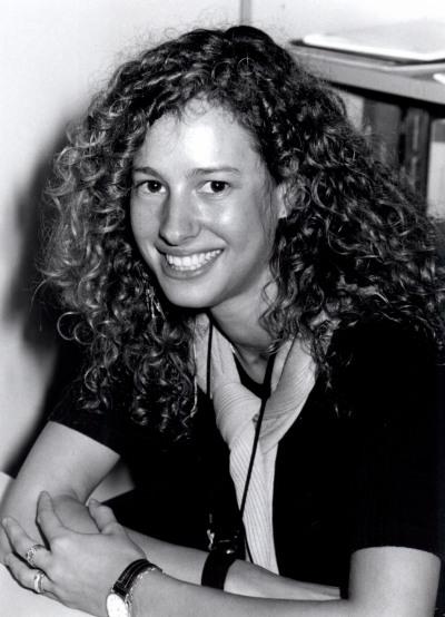 Marta Delgado. Estudiante. Curso 1992-93