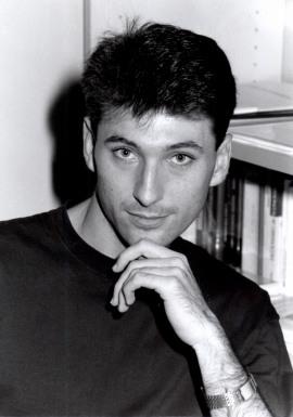 Rafael Durán. Estudiante. Curso 1992-93, 1992