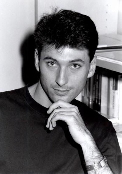 Rafael Durán. Estudiante. Curso 1992-93