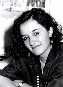 Isabel Madruga. Estudiante. Curso 1992-93, 1992