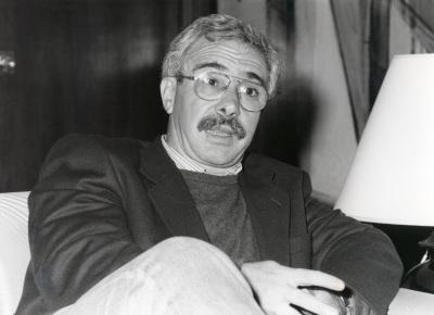 Julio Carabaña. Profesor de seminario. Curso 1992-93