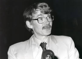 Michael Mann. Profesor de seminario. Curso 1992-93, 1992