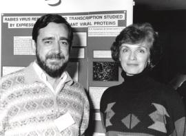 José Antonio Melero y Gail Wertz. Workshop On reserve genetics of negative stranded R Viruses, 1993